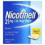 Nicotinell 21mg / 24 Hour Patch Step 1 Patch 7 Day Supply £6.99 (£14.66)@ Lloyds Pharmacy Instore
