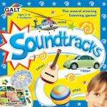 Soundtracks - Award Winning Listening Game by Gait £3.50 Delivered @ Amazon (50% off)