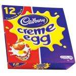 Cadburys Creme Eggs - 12 pack - Half Price @ Tesco - £2.90