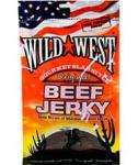 Wildwest - Beef Jerky Strips (Slab Style) 100g Bags Could be £3.33  @ discount  supplements you can also get 10% off with quidco