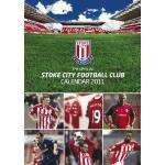 Stoke City 2011 Calendar 86p Delivered @ Amazon