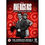 The Avengers - Series 2 And Surviving Episodes From Series 1 - £8.11 Amazon