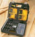 DeWalt 90 Piece Worksite Set From B&Q for £29.98  store pick up only