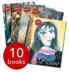 Great Artists Guides Collection - 10 Books - only £6.00 dleivered at The Book People