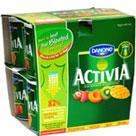 Half Price Activia 8x125g £1.47 @ Sainsburys