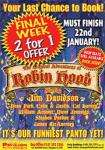 2 Panto Tickets For The Price of 1 @ Glasgow Pavillion Theatre!