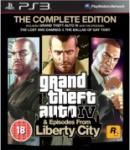 Grand Theft Auto IV Complete Edition £19.98 @ Blockbuster