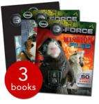 G Force Collection - 3 Books - £2.00 delivered at The Book People