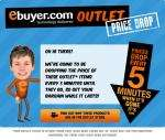 Outlet Price Drop Sale at Ebuyer .. the prices are gonna fall! Starts 11 am