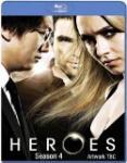 Heroes - Complete Season 4 - £29.96 Instore at Blockbuster