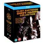 Clint Eastwood: Dirty Harry Collection Box Set (5 Discs) (Blu-ray) - £17.99 Delivered @ Amazon/Play