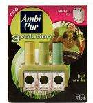Ambi Pur 3volution Plug in Refill New Day & Relaxing Countryside only £2.24 and the actual unit for only £3.99 at B&M Retail.
