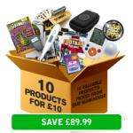 The Bargain Box Deal! Just £10 Delivered! @ Ministry of Deals