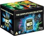 Ben 10 Alien Force Box Set £16.07 at The Hut