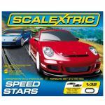 Scalextric 1:32 Speed Star Race Set with Lamborghini & Porsche Cars £44.99@ Modelzone