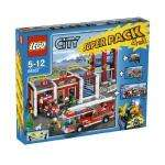 LEGO City 66357: Fire Station Super Pack 4 in 1 - £59.95 at Amazon