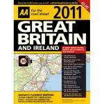 AA Great Britain and Ireland Road Atlas 2011 - £1.99 *Instore* @ Lidl