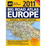 AA Big Road Atlas Europe 2011 - £2.99 *Instore* @ Lidl