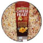 4 x Cheese Feast thin stoned-baked pizzas 270g each @ Tesco
