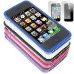 Protection Pack For iPhone 4 (5 Pack) - £5.48 Delivered @ Dealtastic