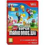 New Super Mario Brothers Wii  £32.95 @ John lewis