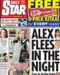 FREE 6/9 pack of Kit Kat with Daily Star (20p, 25p or 30p)
