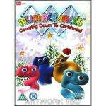 Numberjacks - Counting Down To Christmas DVD 99p delivered @ bee.com