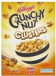 Kellogg's Crunchy Nut Clusters with Honey & Nut (500g) @ Poundland