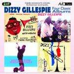 Dizzy Gillespie - Four Classic Albums (Dizzy Gillespie At Newport / Dizzy And Strings / Dizzy Gillespie World Statesman / Gene Norman Presents Dizzy Gillespie And His Orchestra) Boxset £2.49 delivered @ Play