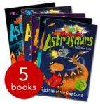 Astrosaurs Collection (5 Books) £4.99 delivered @ The Book People
