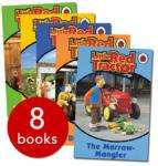 Little Red Tractor Rucksack Collection (8 Books) £4.99 delivered @ The Book People