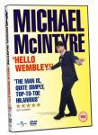 Michael McIntyre Hello Wembley Live 2009 DVD £6 delivered @ Debenhams