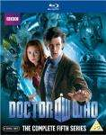 Doctor Who (Complete Series 5 Blu-Ray) £49.85 @ Zavvi £42.37 with rewardyourthirst code + OTHER BOXSET BARGAINS
