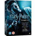 Harry Potter Collection - Years 1-6 [DVD] £13.99 Amazon and Play.com