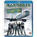 Iron Maiden - Flight 666 Blu-Ray £8.99 @ HMV + Quidco