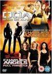 Charlies Angels / Charlies Angels - Full Throttle / Doa - Dead Or Alive 3xDVD £4.95 @ base