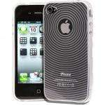 iPhone 4 Clear Gel Silicone Case With Screen Protector 1.75 @ Amazon