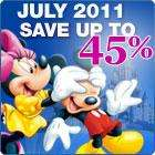 Save up to 45% on your Disneyland Paris Holiday package with Leisure direction + kids under 7 go free