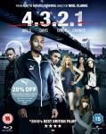 4.3.2.1 Blu-ray, £8.85 @ Zavvi. (£7.53 With 15% Code)!