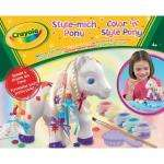 Crayola Colour & Style Pony  now £3.91 delivered @ amazon