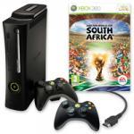 xbox arcade + fifa 2010 south africa bundle now £99 @ asda