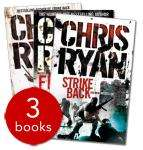 Chris Ryan - Action Collection (3 Books) - £4 Delivered @ The Book People (+6% Quidco)