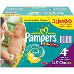 Pampers Baby Dry Jumbo Boxes 2 for £15.95 (or less) delivered @ Amazon