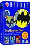Batman Triple Pack (3 Disc DVD Boxset)  - £5.99 delivered at Play