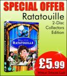 Ratatouille - 2 Disc collectors edition DVD £5.99 @ Base.com