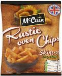 Mccain Rustic Oven Chips 1kg £1 at Tesco & Sainsburys