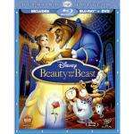 Beauty And The Beast: Diamond Edition DoublePlay (Blu-ray & DVD) (3 Discs) - Only £12.39 Delivered @ HMV/Amazon