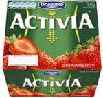 Activia Yoghurts - 4 Packs (layer, cereal, fat free etc) £1 at Asda