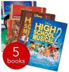 Disney High School Musical 2 Collection - 5 Books £3 @ The Book People
