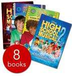 Disney High School Musical Collection - 8 Books £4.99 @ The Book People